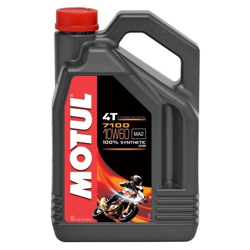 motul 7100 4t 10w60 4l sintetico para moto con filtro de aceite de regalo. Black Bedroom Furniture Sets. Home Design Ideas