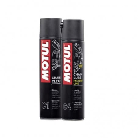 PACK MOTUL MC CARE C1+C4