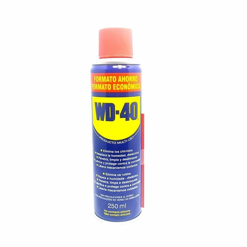 Aflojatodo Multiusos WD-40 200+50ML